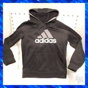 Medium 10 12 boys youth hoodie adidas